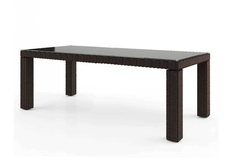 Stół ogrodowy RAPALLO Royal brąz