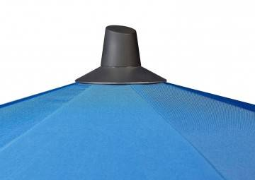 Parasol ogrodowy Riva 2,5x2,5m Taupe OUTLET