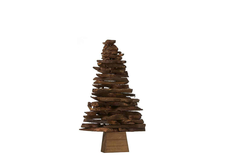 Drzewko ciemnobrązowe 46cm