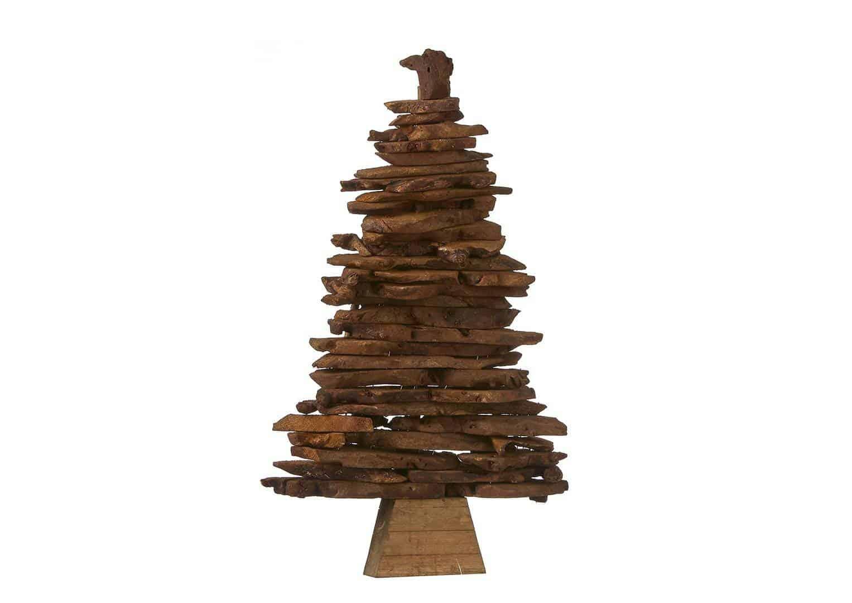 Drzewko ciemnobrązowe 55cm