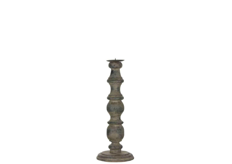 Świecznik szary 38cm