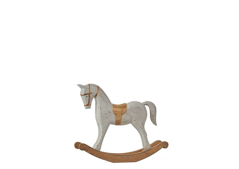Figurka konia na biegunach 29 cm