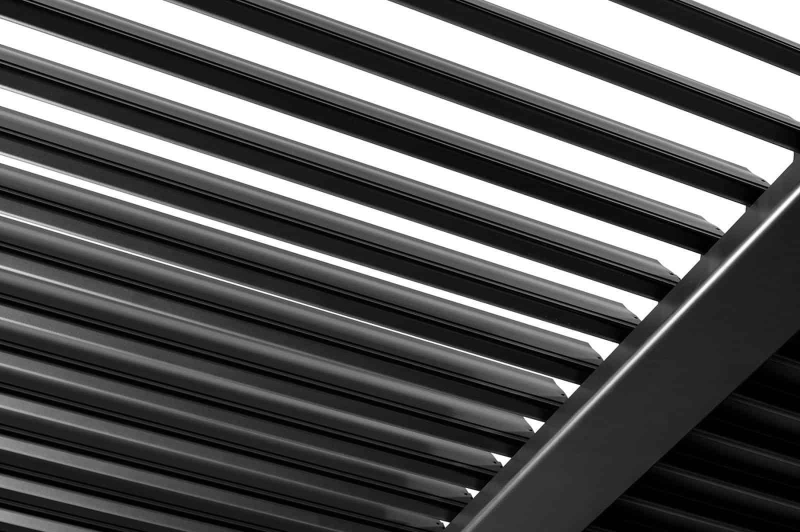 Zadaszenie tarasowe MARANZA 540cm grey