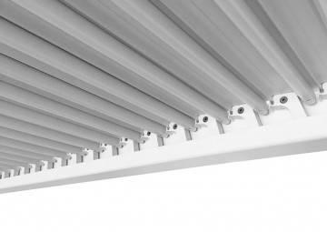 Zadaszenie tarasowe MARANZA 540cm białe