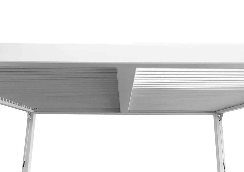 Zadaszenie tarasowe MARANZA 720cm white