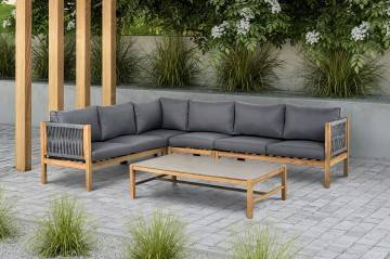zestaw mebli do ogrodu: Meble ogrodowe BALI II