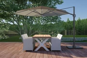 Stół ogrodowy BILBAO