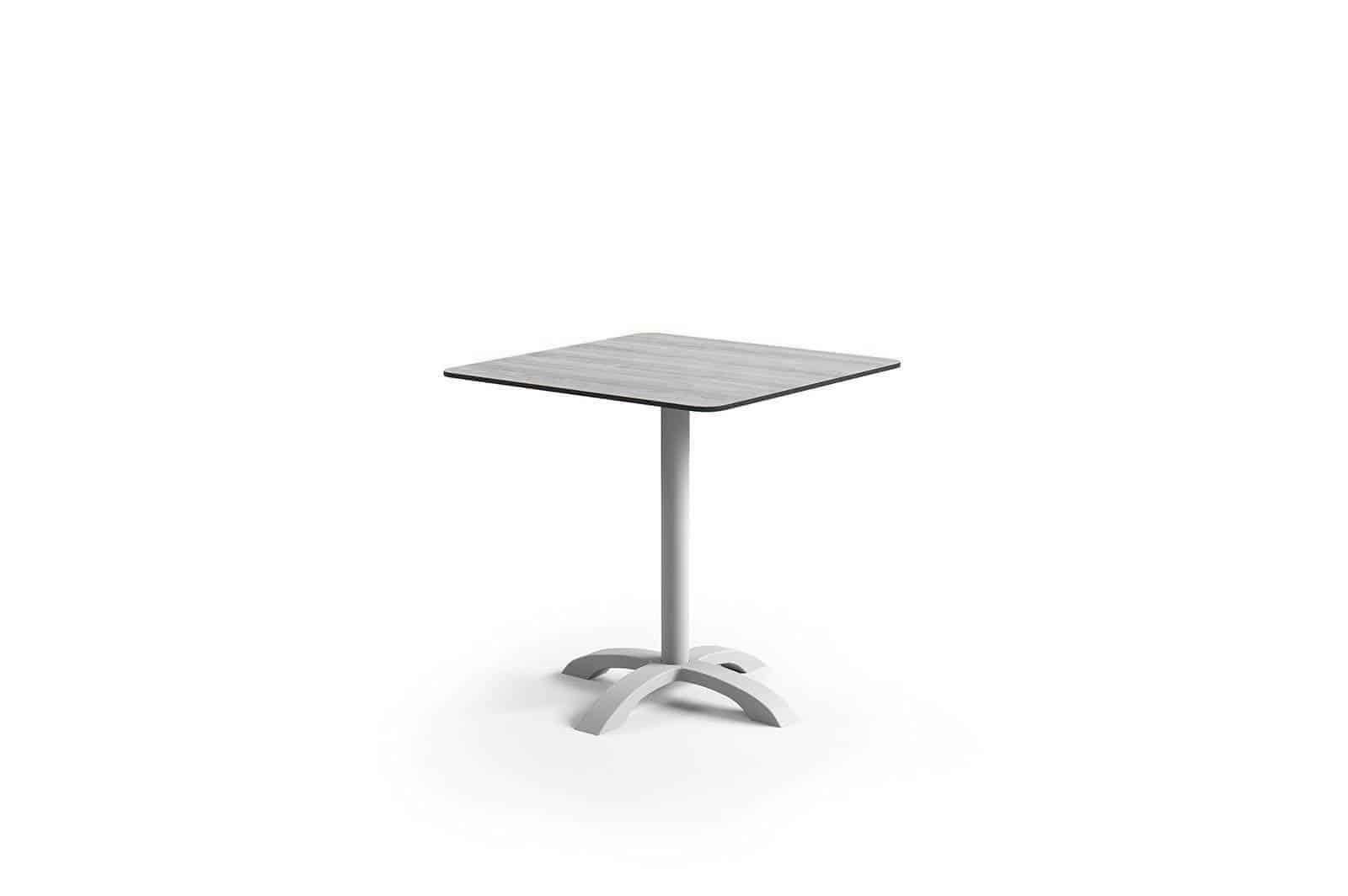 Stół ogrodowy VIC jasnoszary