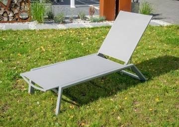 Leżak MURCIA grey