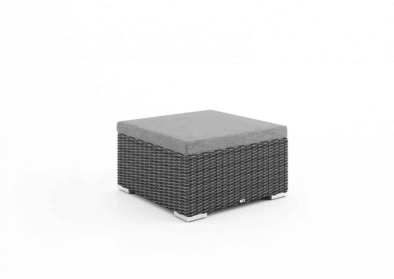 Zestaw MILANO royal grey ze stolikiem 72cm