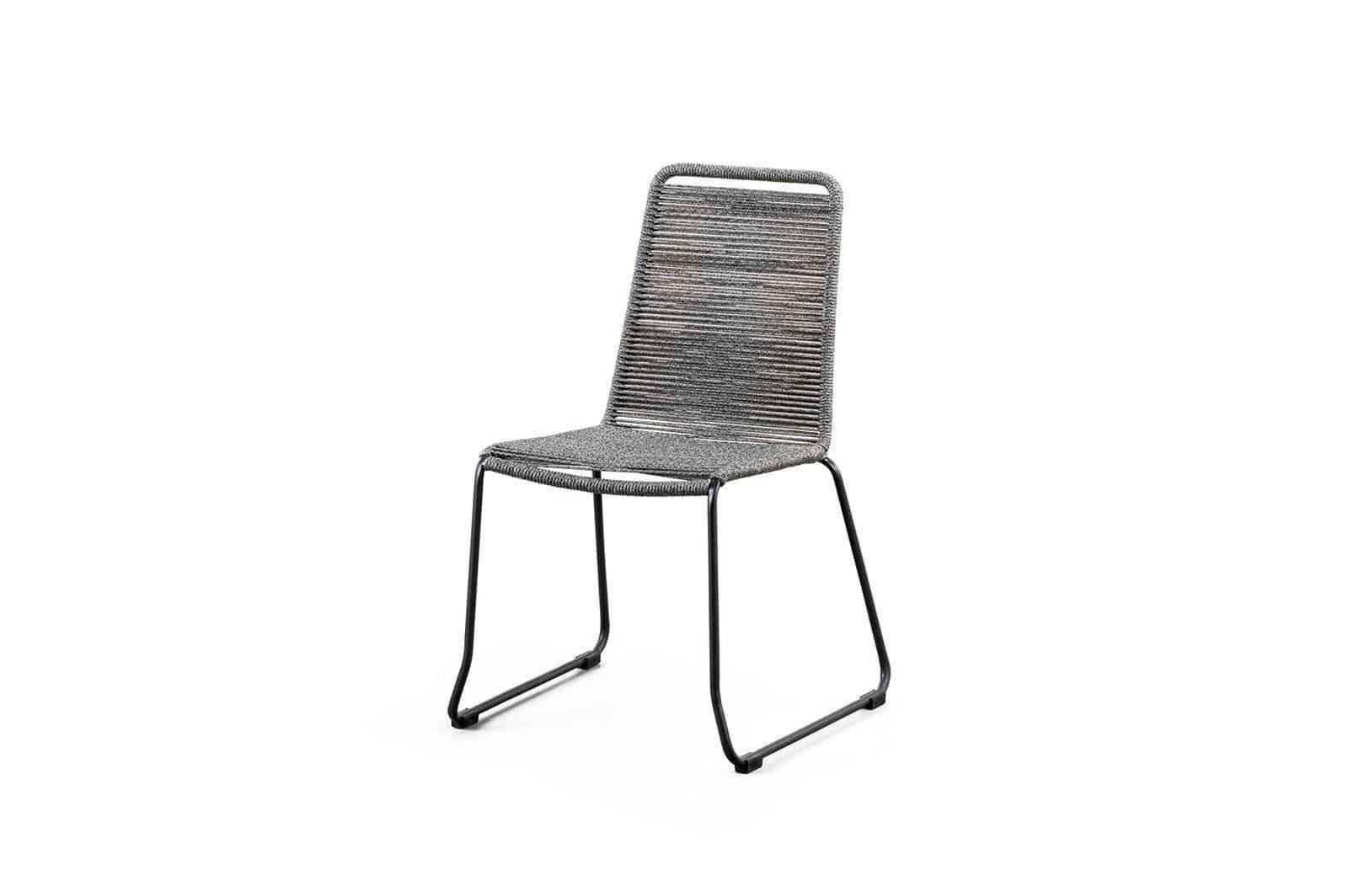 Zestaw ogrodowy SIMI Ø120 z krzesłami ELOS