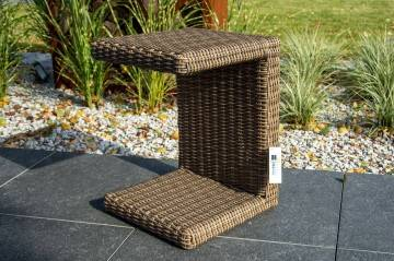 Designerski stolik ROMEO royal sand