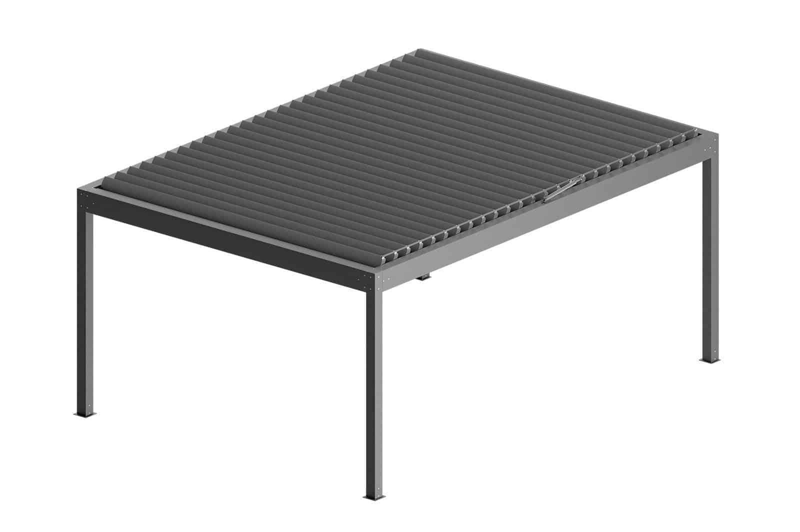 Zadaszenie tarasowe SB500 3x5m