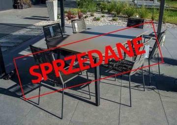 Designerskie meble ogrodowe SIMI z krzesłami KEA 128