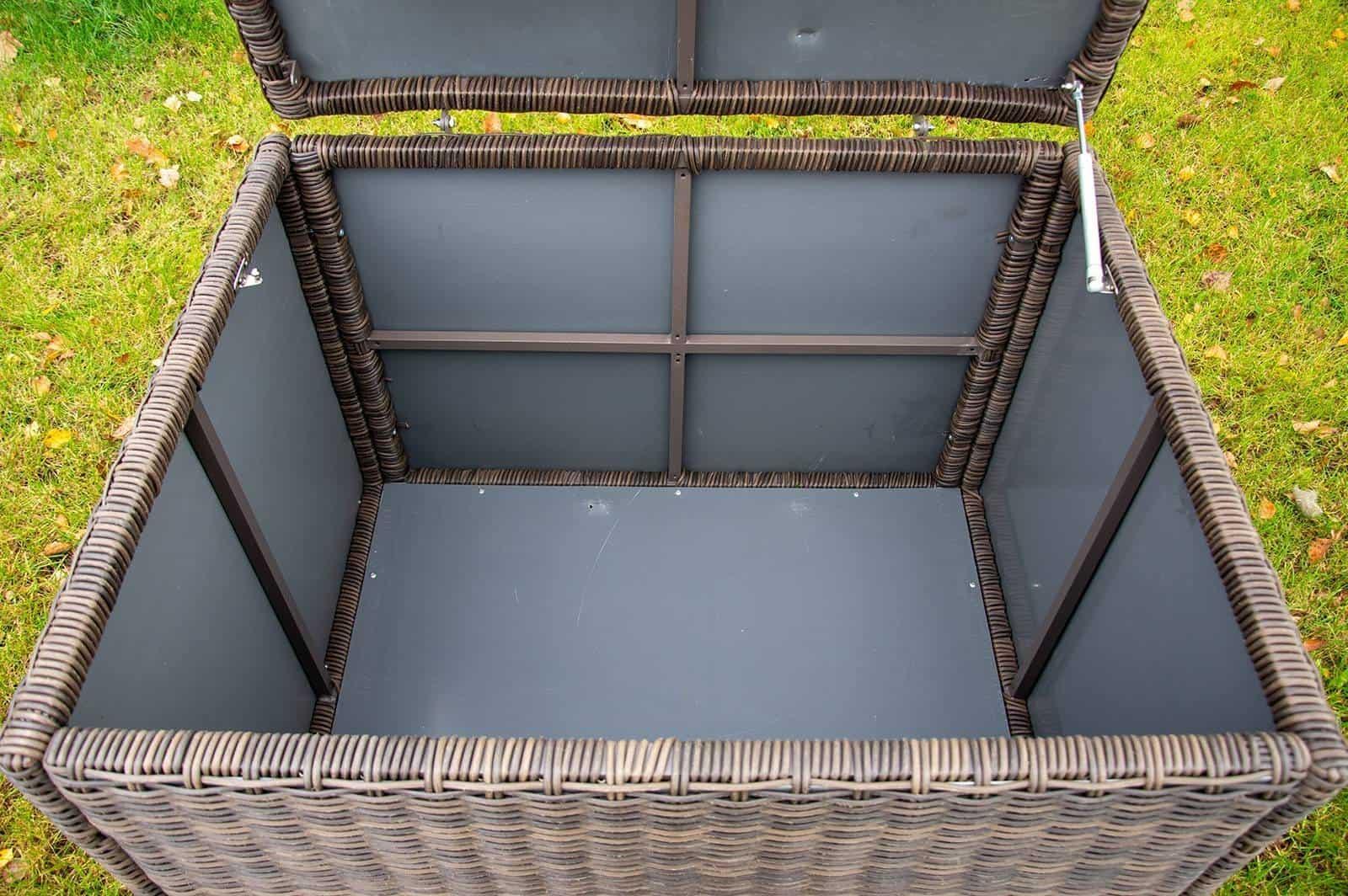 Skrzynia SCATOLA 100cm royal brown 138