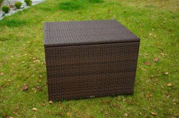 OUTLET: Skrzynia SCATOLA 100cm modern brown 140