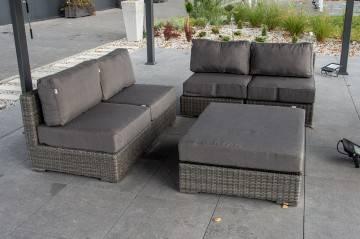 Zestaw ogrodowy MILANO royal grey 150