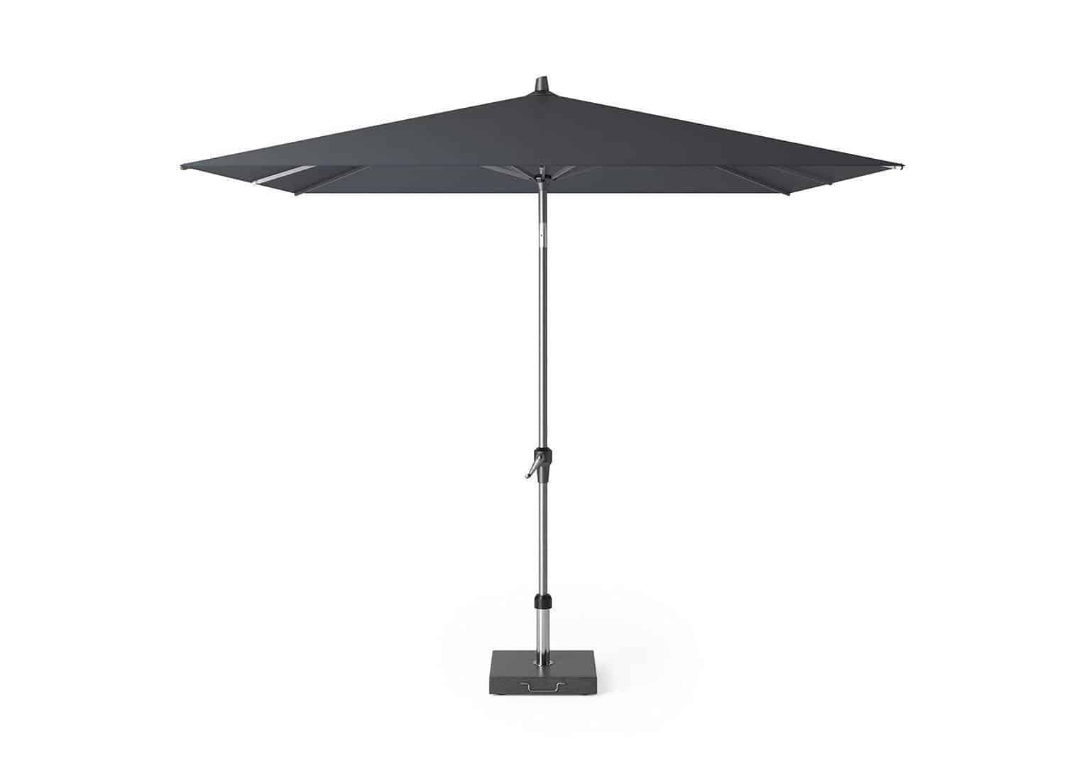 Parasol ogrodowy  Riva 2,5 m x 2,5 m anthracite 306