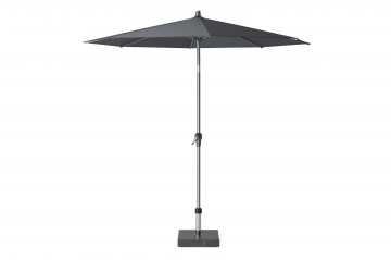 Parasol ogrodowy Riva Ø 2,5 m anthracite 308