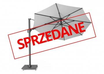 Parasol ogrodowy CHALLENGER T2 Ø 3,5 m white 7138A 567