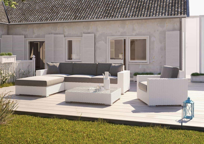 Fotel MILANO royal white