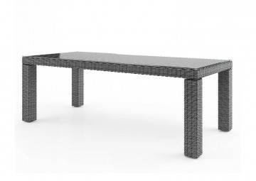 Stół ogrodowy RAPALLO 220cm royal szary