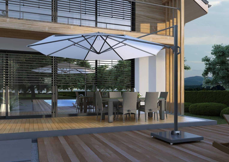 Stół ogrodowy RAPALLO 220cm royal piaskowy