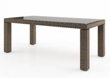 Meble ogrodowe: Stół ogrodowy RAPALLO 220cm royal sand
