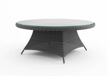 Meble ogrodowe: Stół ogrodowy RONDO 180cm royal grey