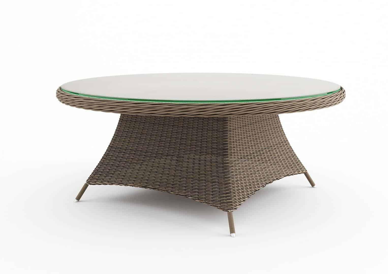 Stół ogrodowy RONDO 180cm royal sand