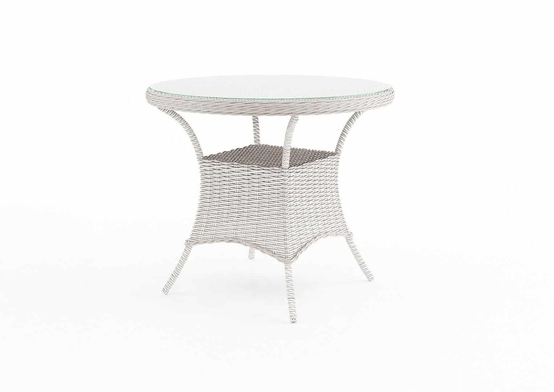 Stół ogrodowy FILIP II royal white