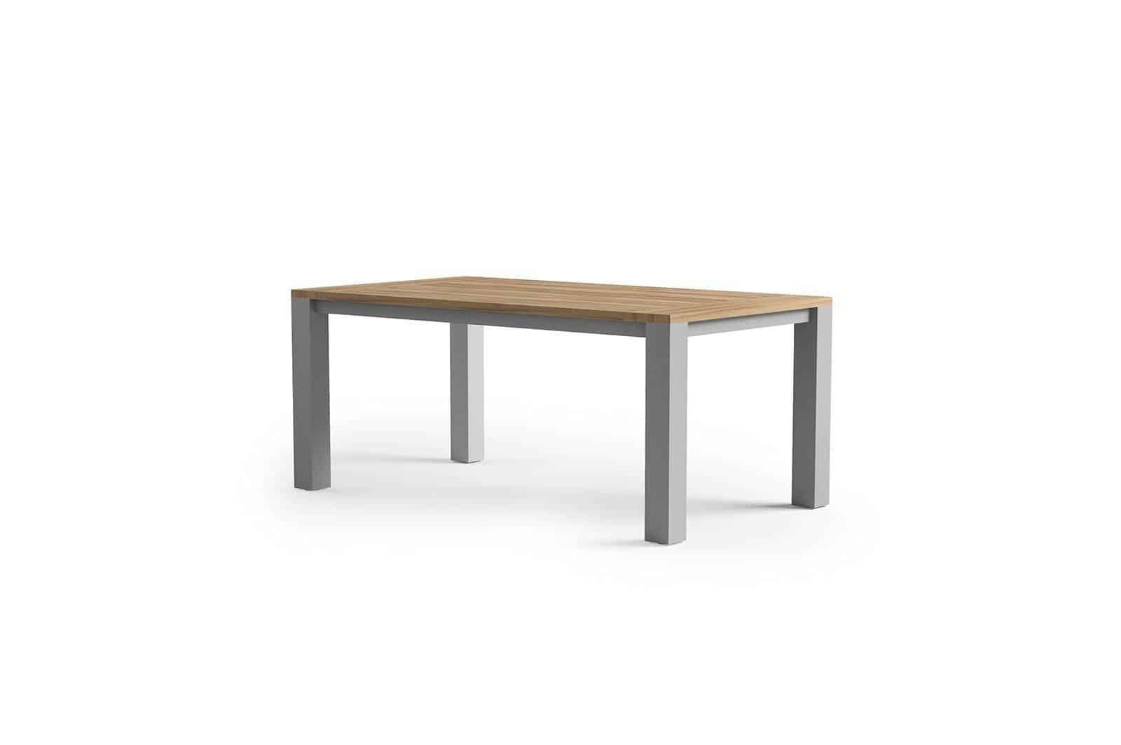 Stół ogrodowy MADRIT szary