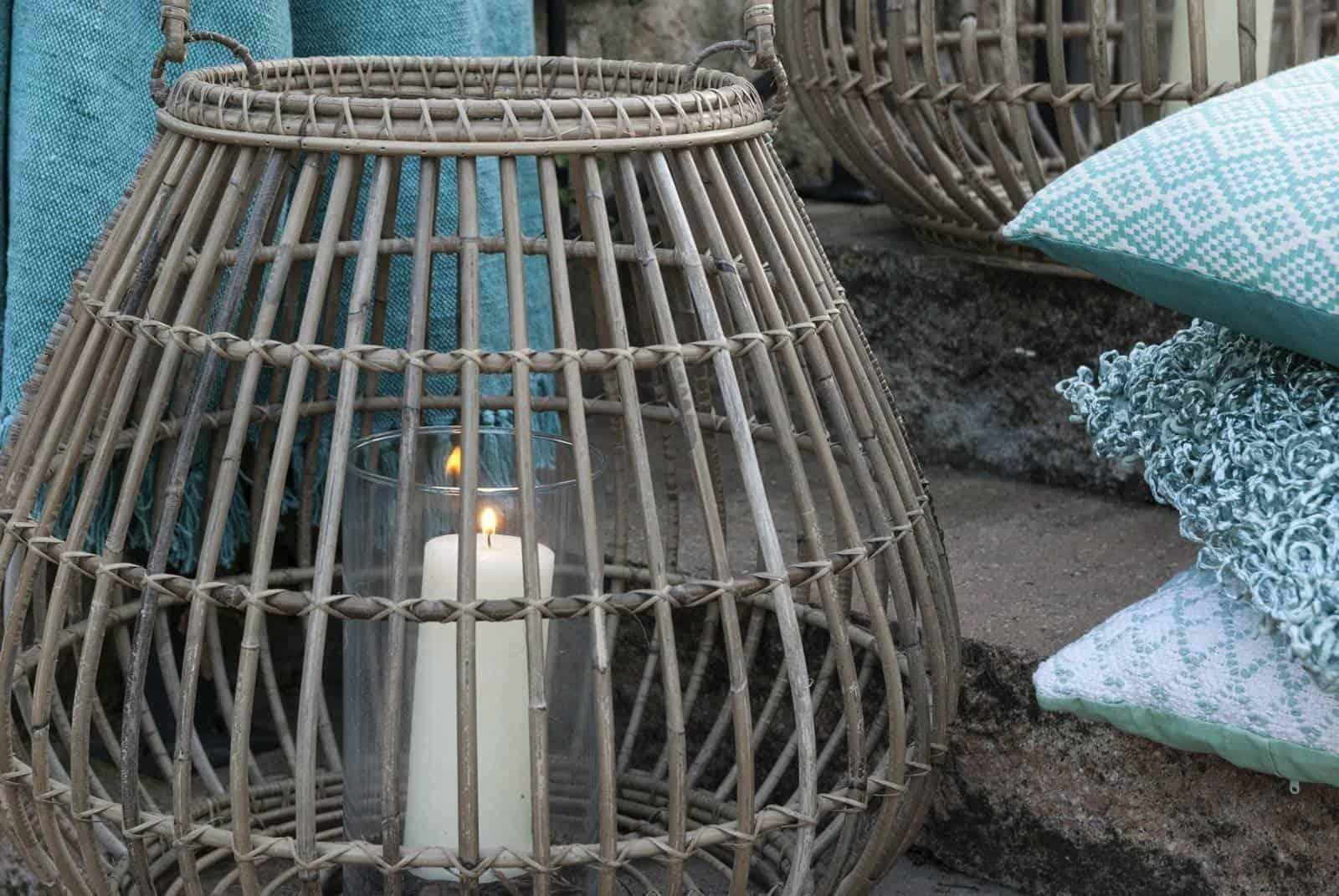 lampy w ogrodzie: CAEN