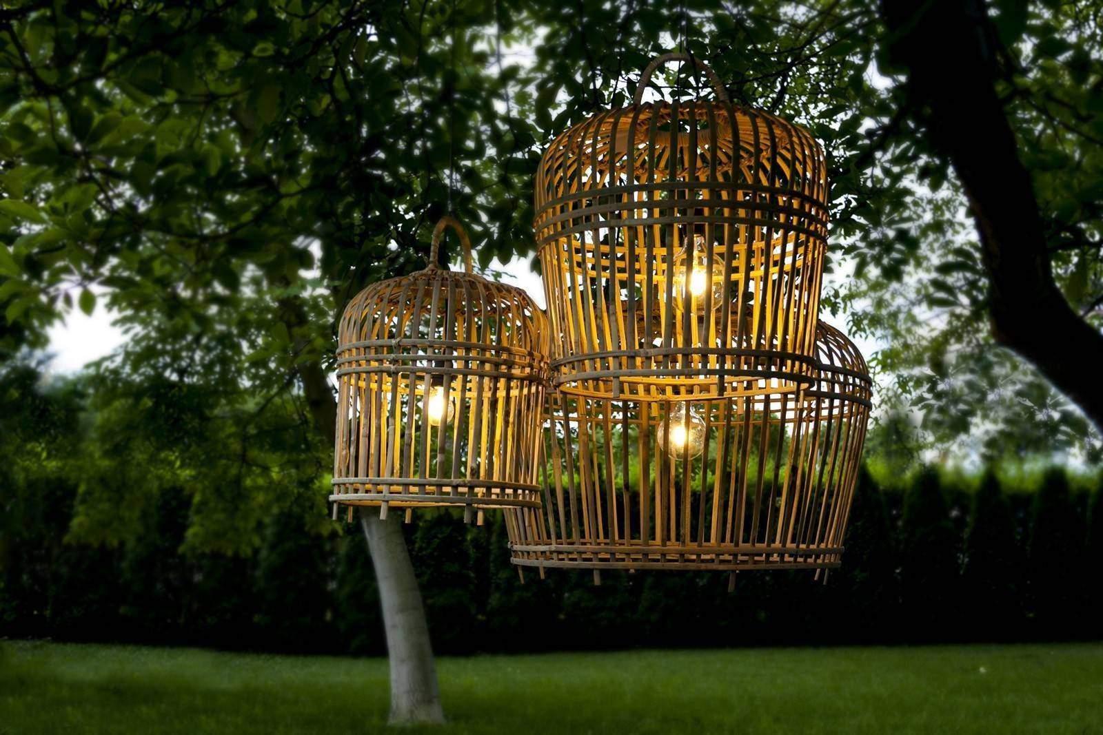 nowoczesne lampy do ogrodu TOULOUSE