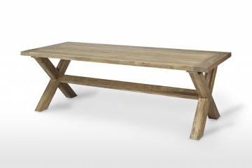 Meble do restauracji HoReCa: Stół ogrodowy teak LYON 240 cm