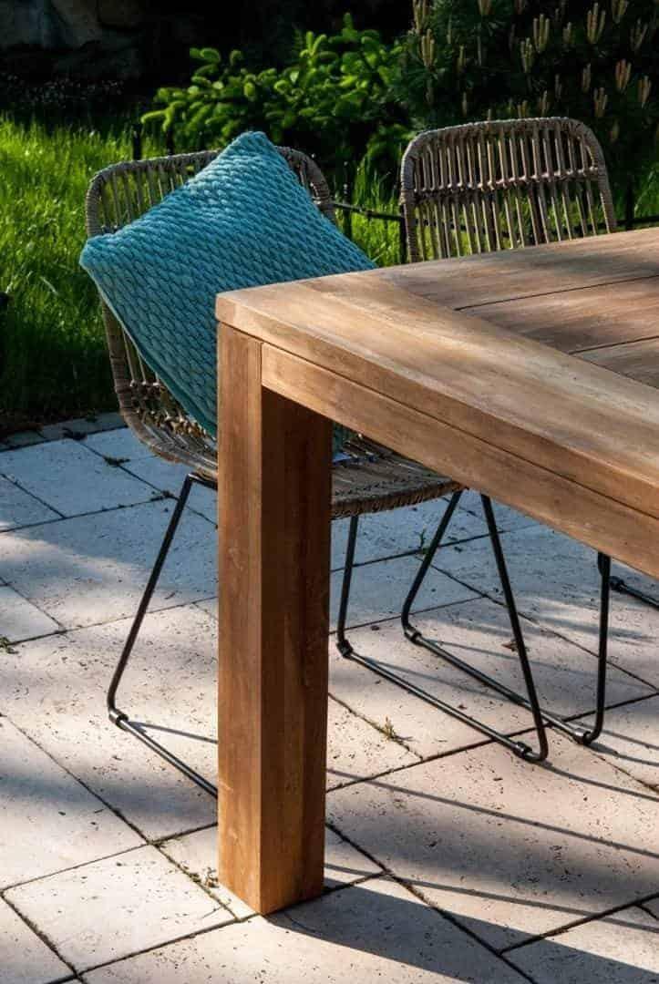 Stół ogrodowy teak NIMES 240cm