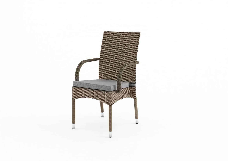 Krzesło ogrodowe TRAMONTO royal piaskowe