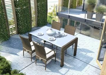 Krzesło ogrodowe TRAMONTO royal sand