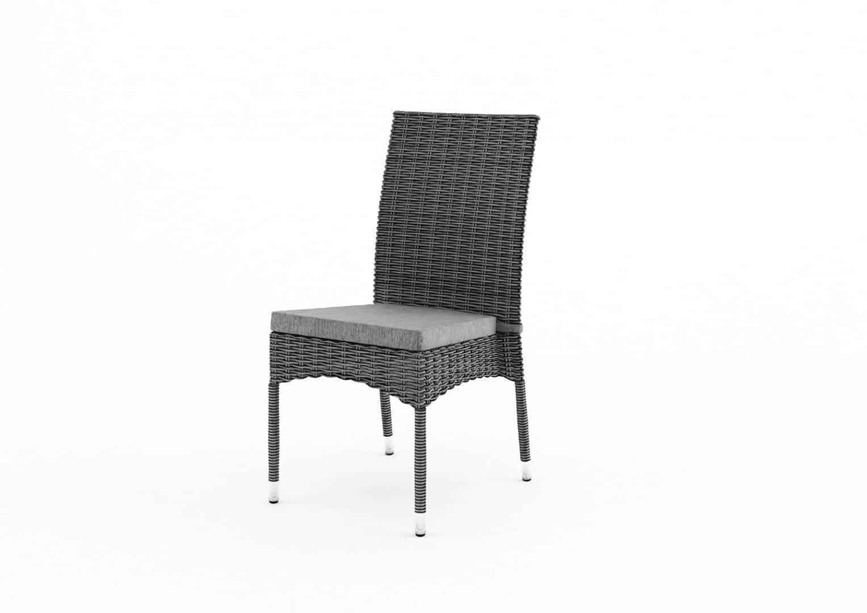 Krzesło ogrodowe STRATO royal grey