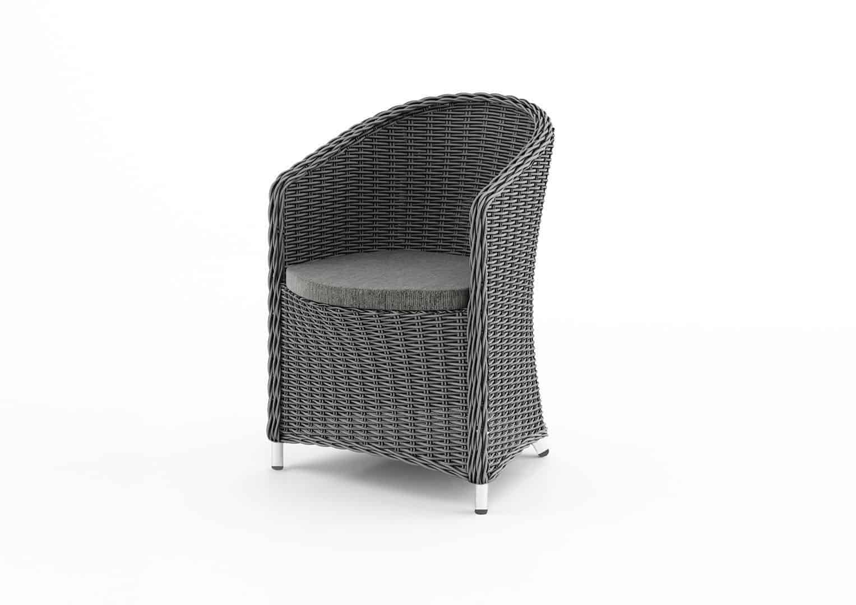 Fotel ogrodowy DOLCE VITA royal grey