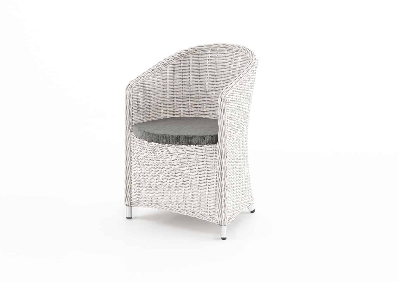 Fotel ogrodowy DOLCE VITA royal white