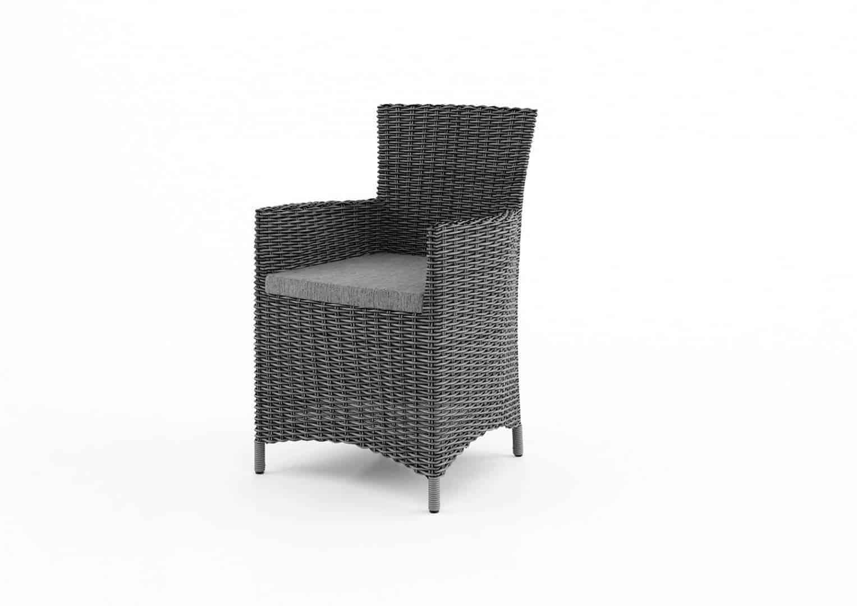Fotel ogrodowy AMANDA royal grey