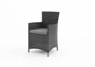 rattan: Fotel ogrodowy AMANDA royal grey