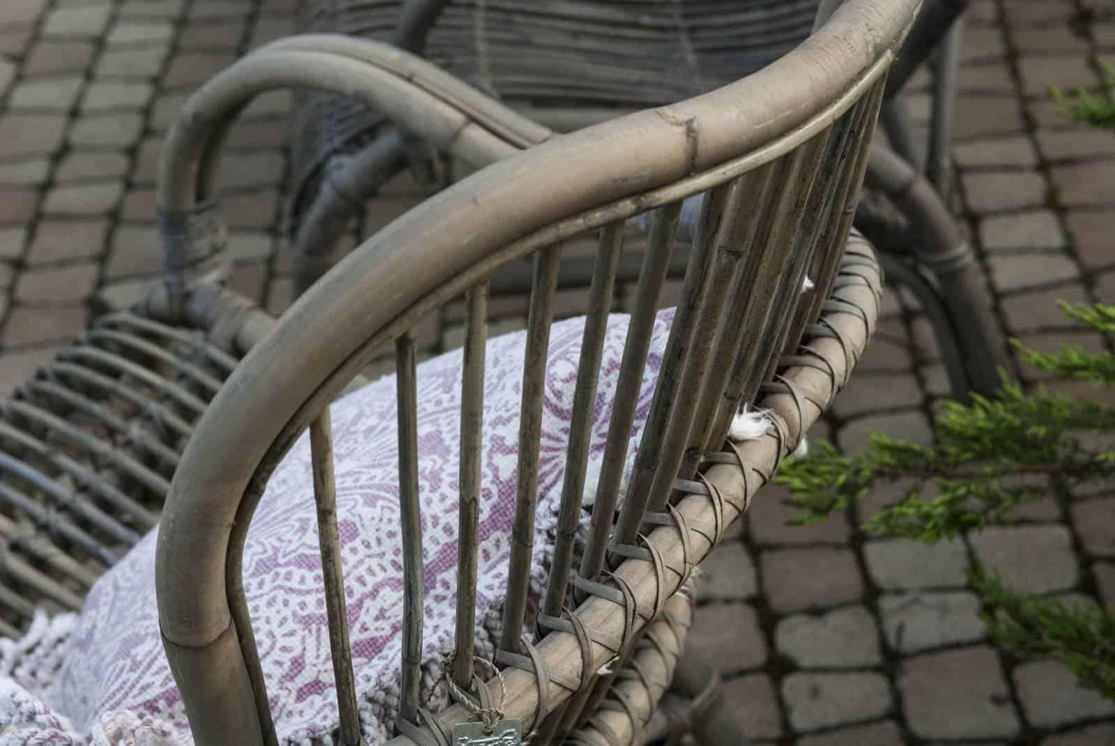 Fotel na taras CANNES