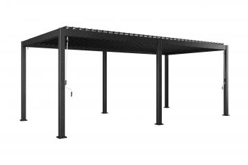 bez VAT!: Zadaszenie tarasowe PERARA 600x300cm grey