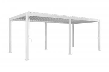 Zadaszenie tarasowe PERARA 600x300cm white