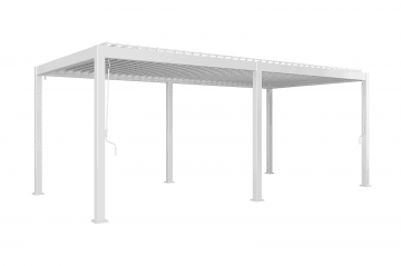 bez VAT!: Zadaszenie tarasowe PERARA 600x300cm white