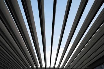 Zadaszenie tarasowe PERARA 300x400cm grey