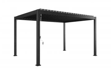 bez VAT!: Zadaszenie tarasowe PERARA 300x400cm grey