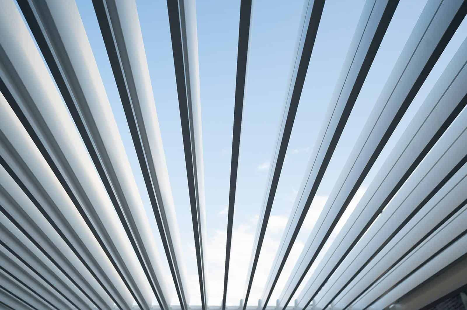 Zadaszenie tarasowe PERARA 300x400cm white